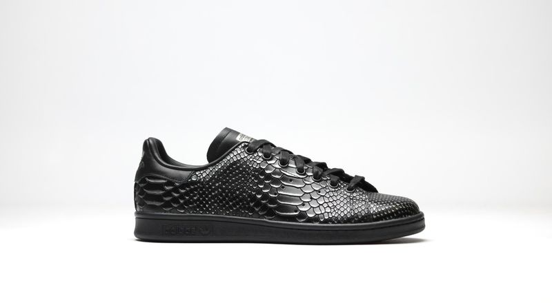 Textured Reptilian Sneakers