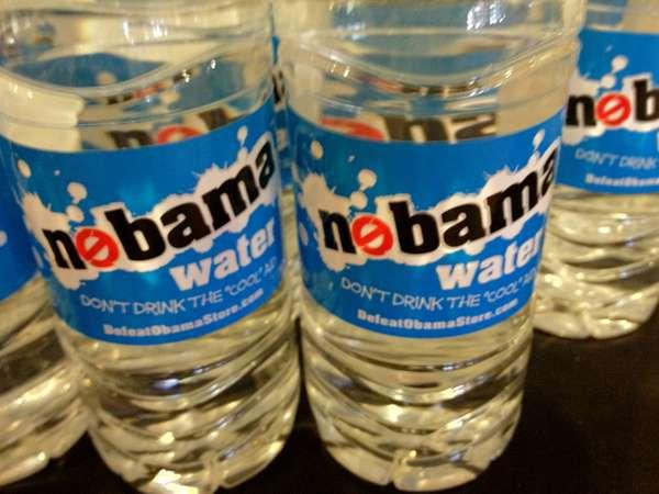 Political Aqua Bottles