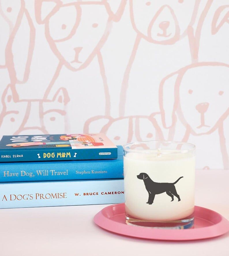 Rescue Dog Soy Candles