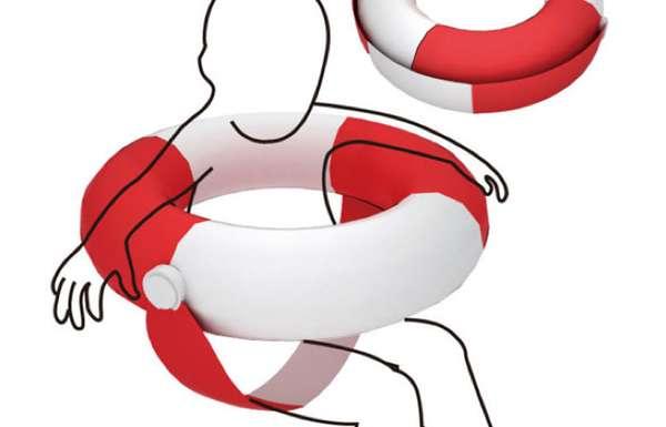 Sling-Bottomed Lifesavers