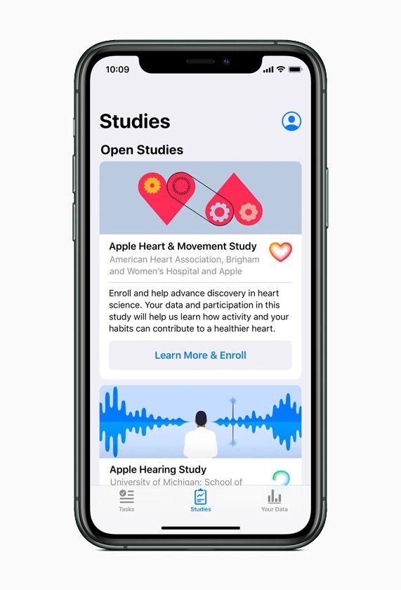 Mobile Device Health Data
