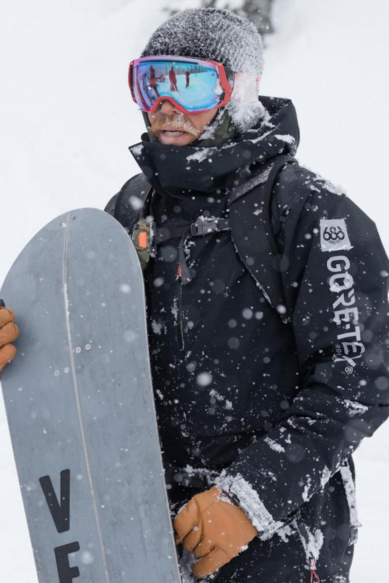 Hydration Tech-Infused Jackets