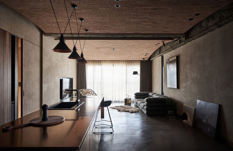 Diversely Deconstructed Interior Designs