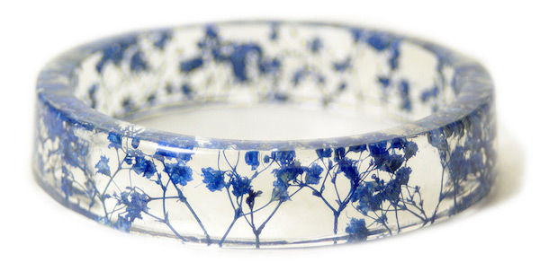 Dried Flower Bangles