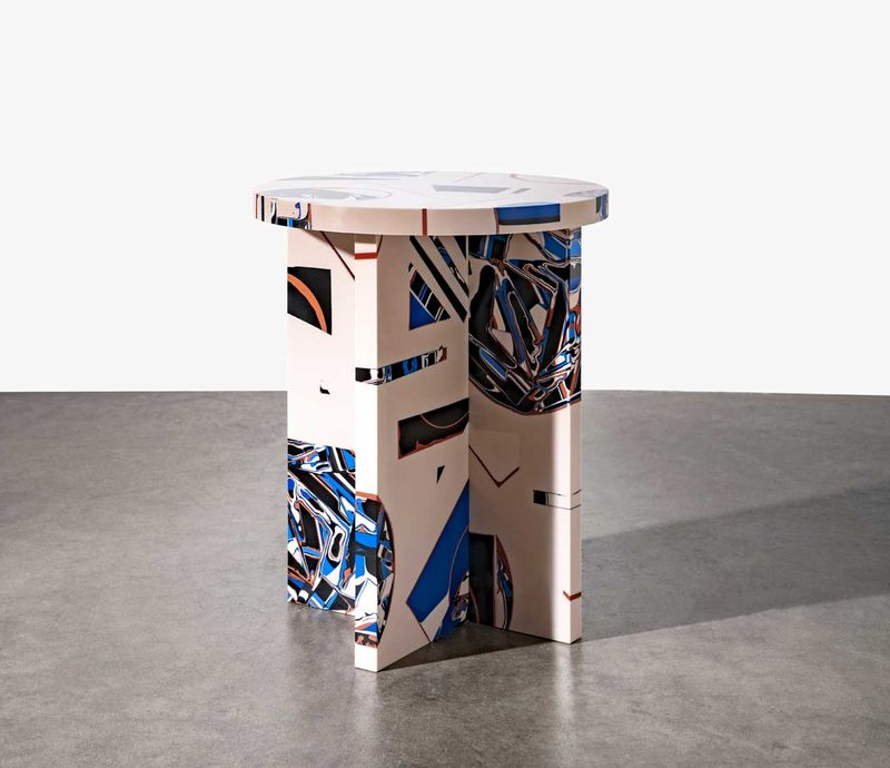 Playful Resin Furniture Collections