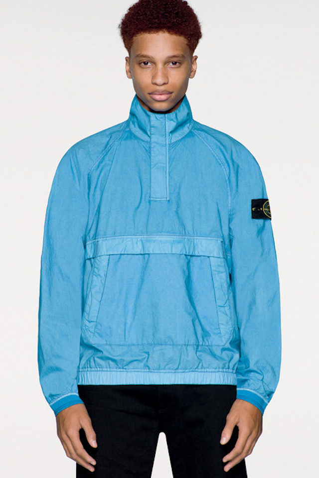 Bright Garment-Dyed Anoraks