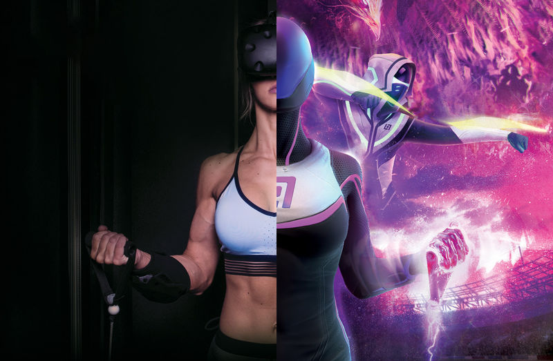 VR Resistance Workouts