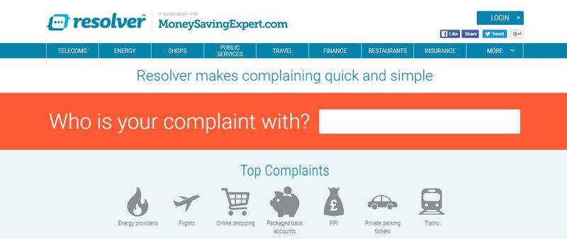 Smart Complaint Resolution Services