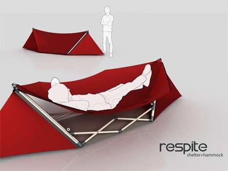 Backpack Tent + Hammock