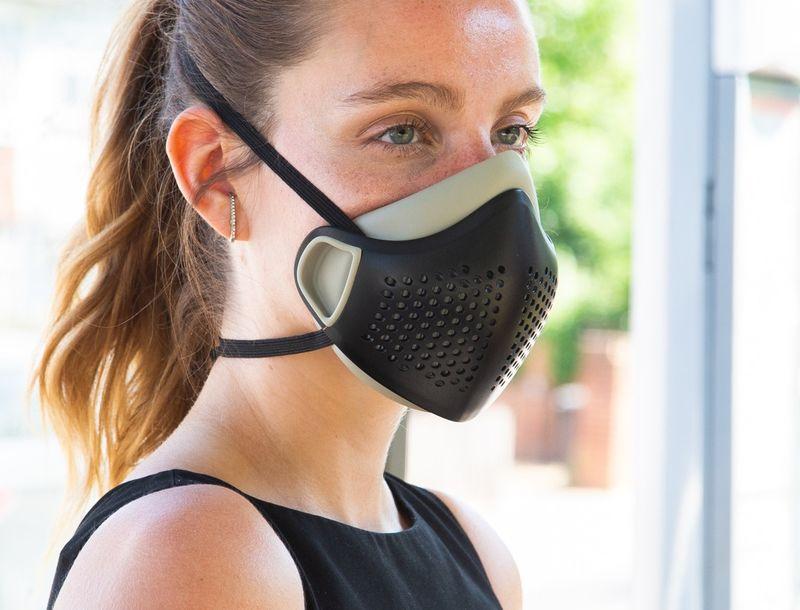 HEPA Filtration Face Masks