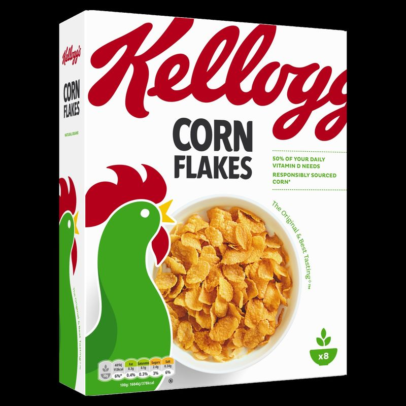 Responsibly Sourced Cold Cereals