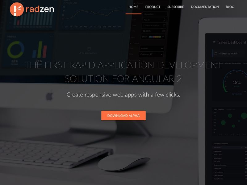 Responsive App Development Platforms