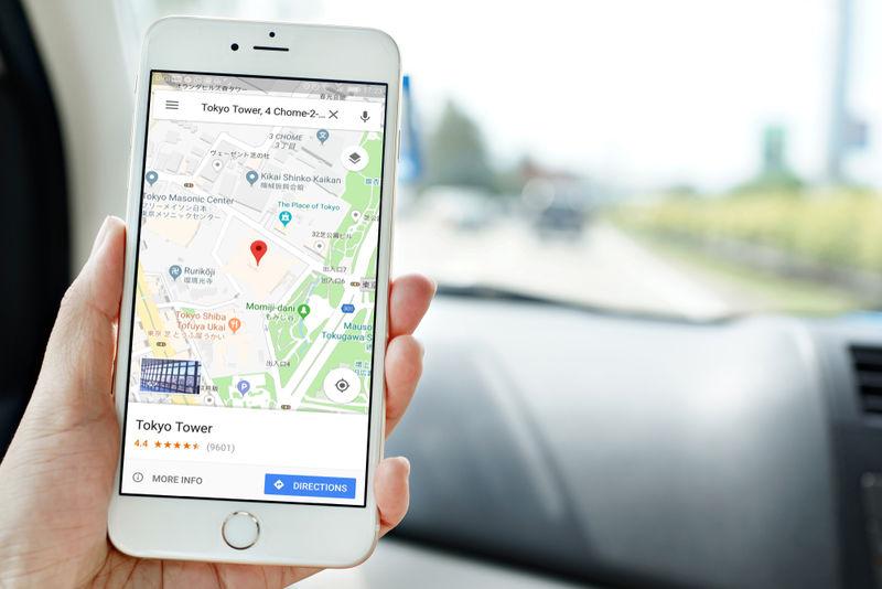 Popular Food-Displaying Navigation Apps