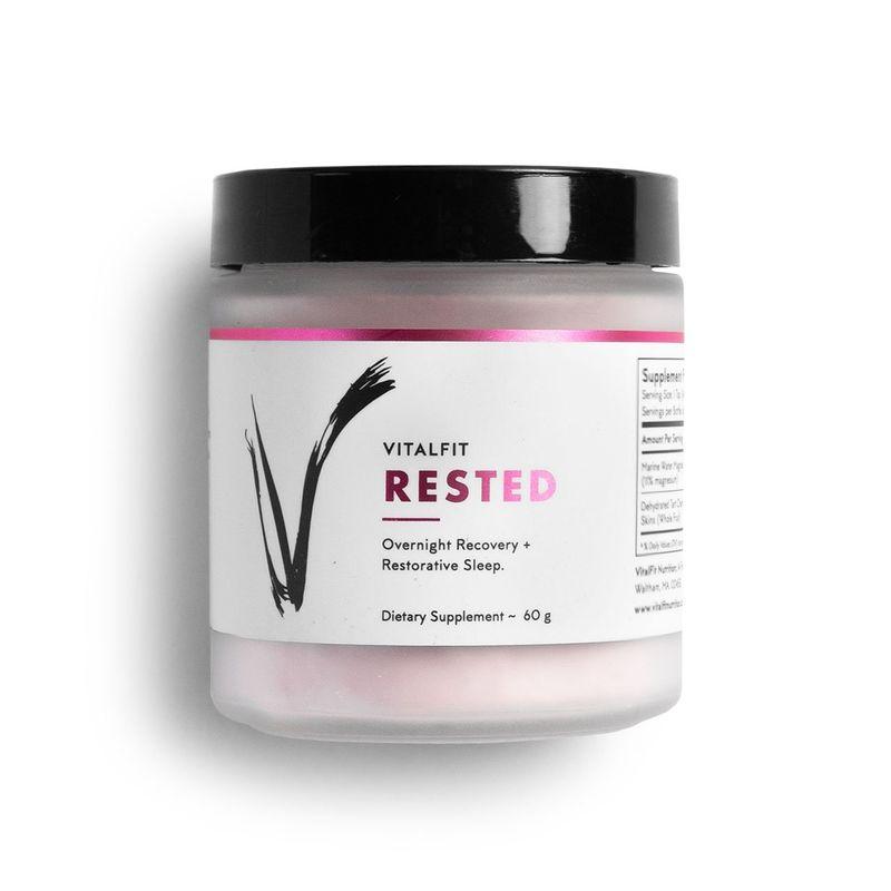 Restorative Recovery Sleep Aids