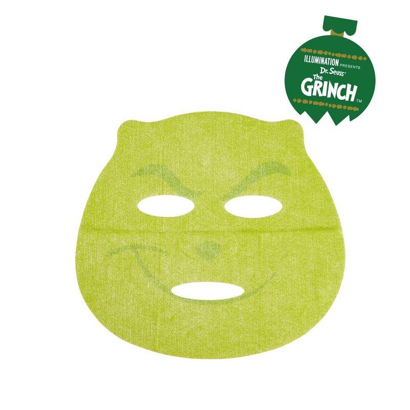 Christmas Villain Sheet Masks