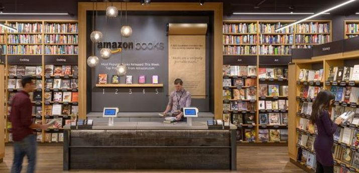 E-Commerce Retail Bookstores