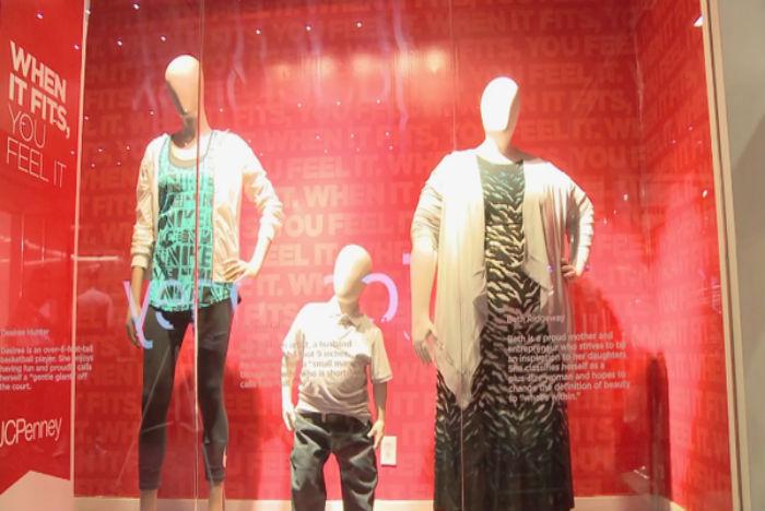 Realistic Retail Mannequins