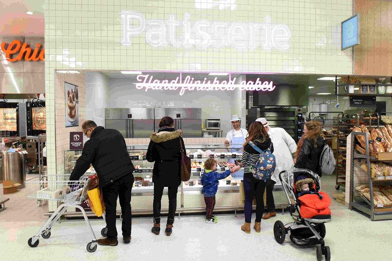 Supermarket-Department Stores