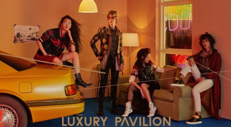 Luxury Retail Loyalty Pavilions