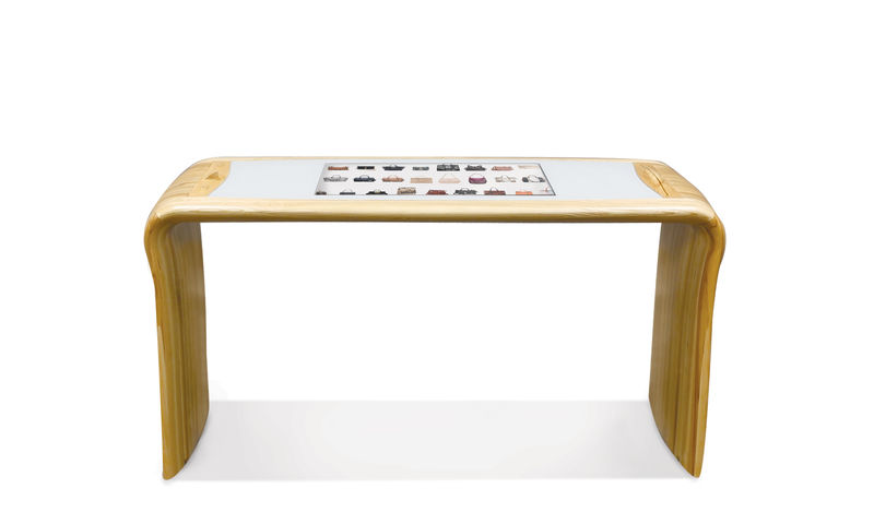 Interactive Retail Tables