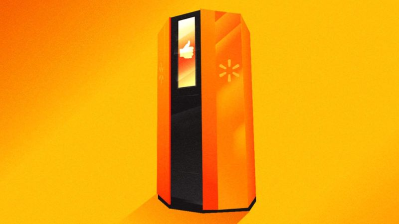 Big-Box Retailer Robots