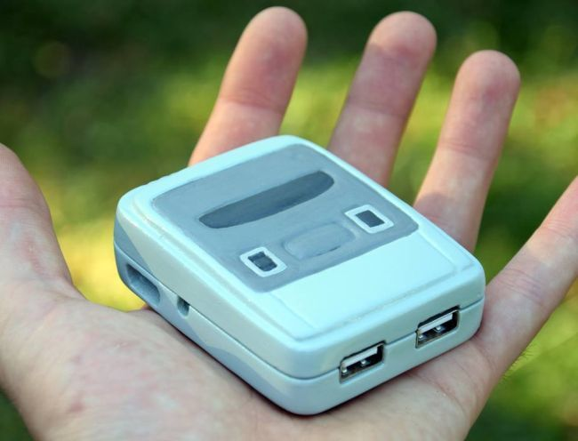 Palm-Sized Retro Consoles