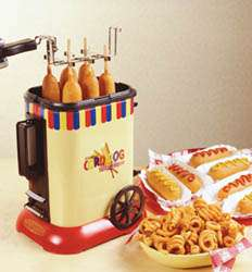 Retro Corn Dog Cooker
