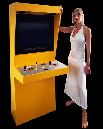 Classic Arcade Games at Home