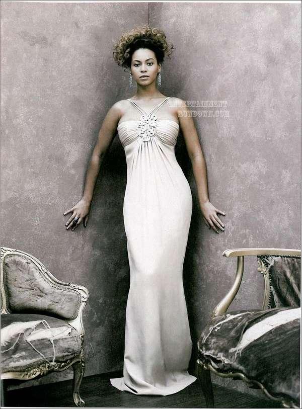 Beyonce In Ebony Magazine