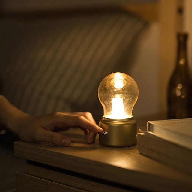 Portable Retro Lights