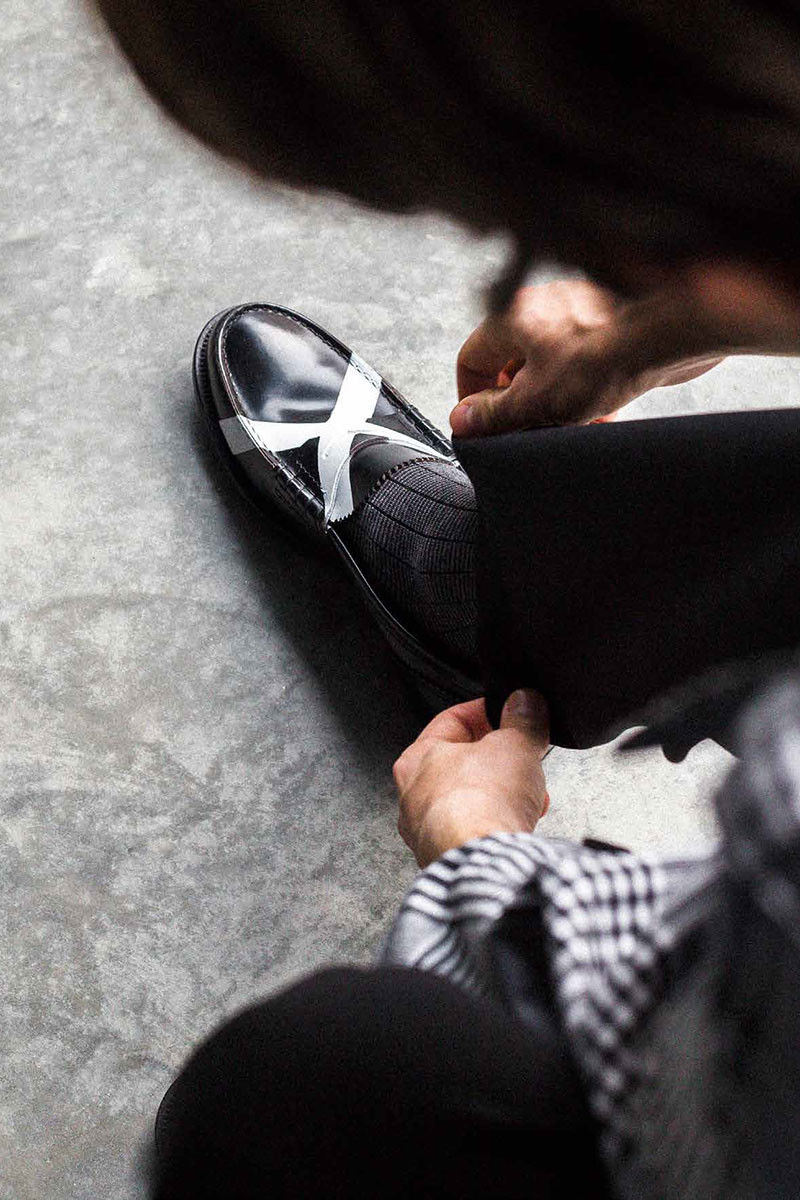 Sophisticated Retro Loafers