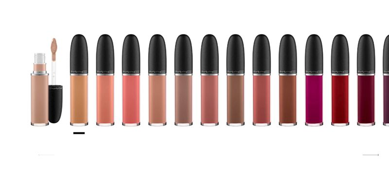 Retro Lipstick Collections