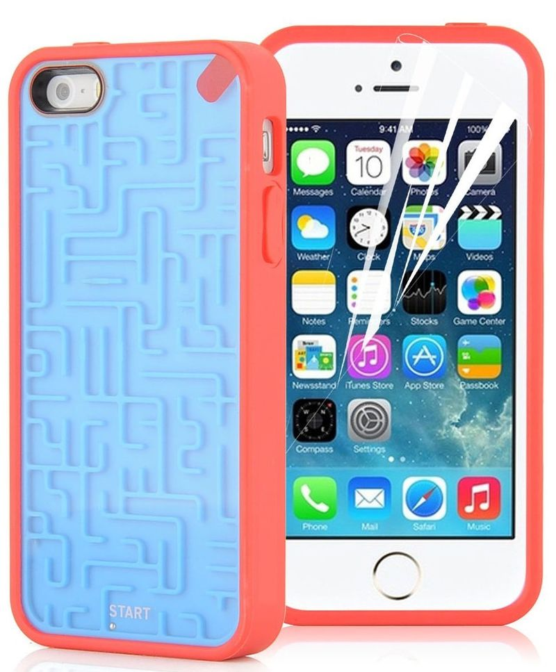 Maze Game Phone Cases