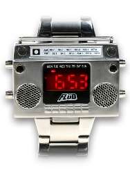 Retro Radio Timepieces