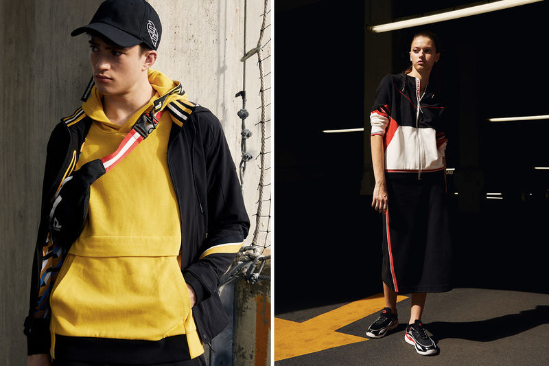Youth Culture-Inspired Sportswear