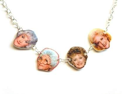 Retro TV Show Jewelry