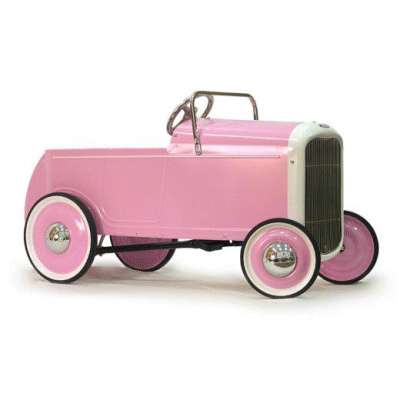 Retro Baby Pedal Cars