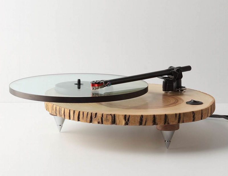 Arboreal Retro Turntables