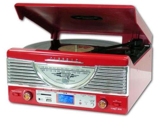 Retro Vinyl Revivals