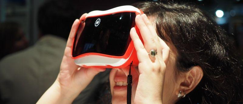 Retro Virtual Reality Toys