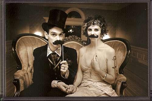 Retro Wedding Revivals