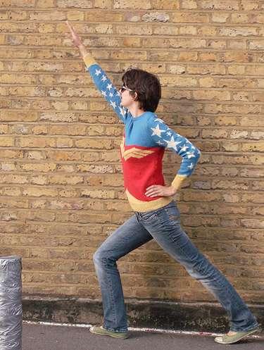 DIY Superhero Jumpers