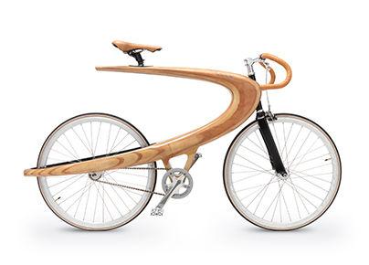 Retro-Futuristic Bikes