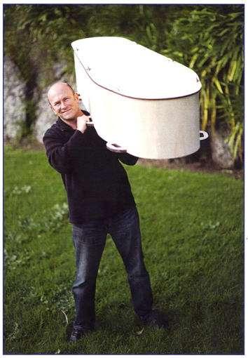 Biodegradable Caskets Return To Sender Eco Coffin