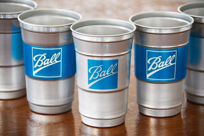Sustainable Stadium Cups