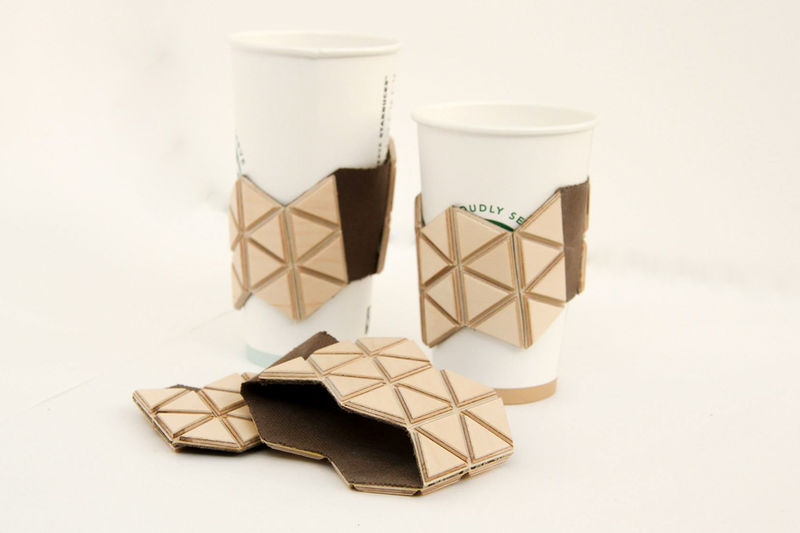 Reusable Coffee Sleeves