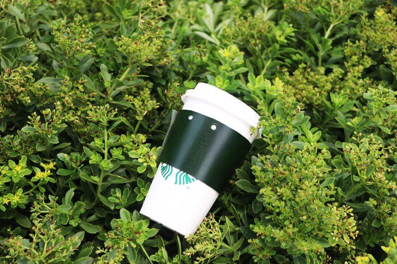 Sleek Reusable Cup Sleeves