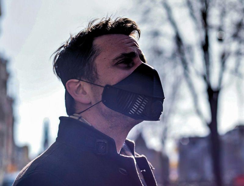 Contemporary Silicone Face Masks