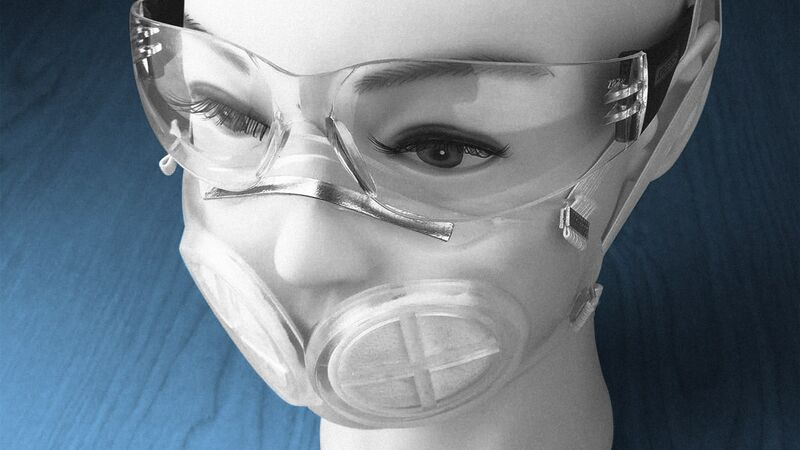 Reusable Dual-Filter Masks