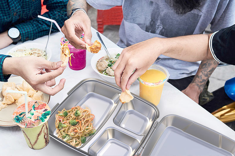 Styrofoam Alternative Takeout Containers